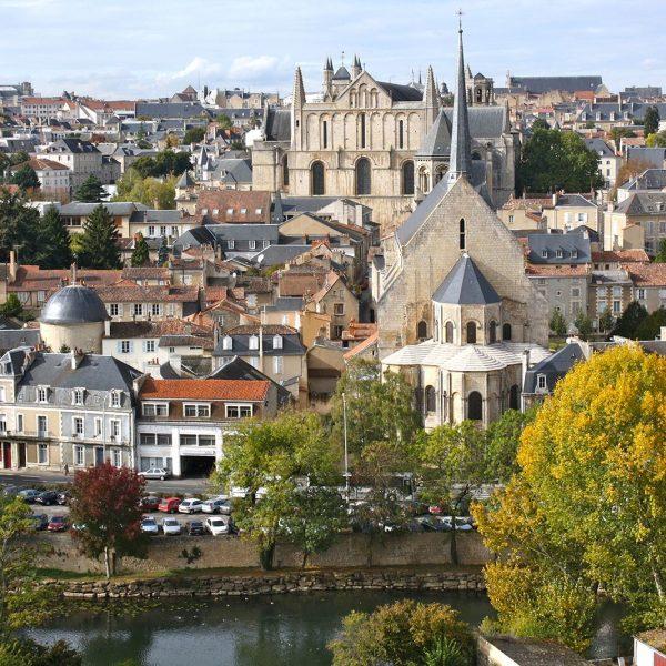 Poitiers-Centre-ville