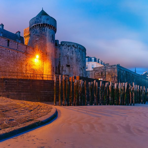 Saint-Malo-Remparts-nuit