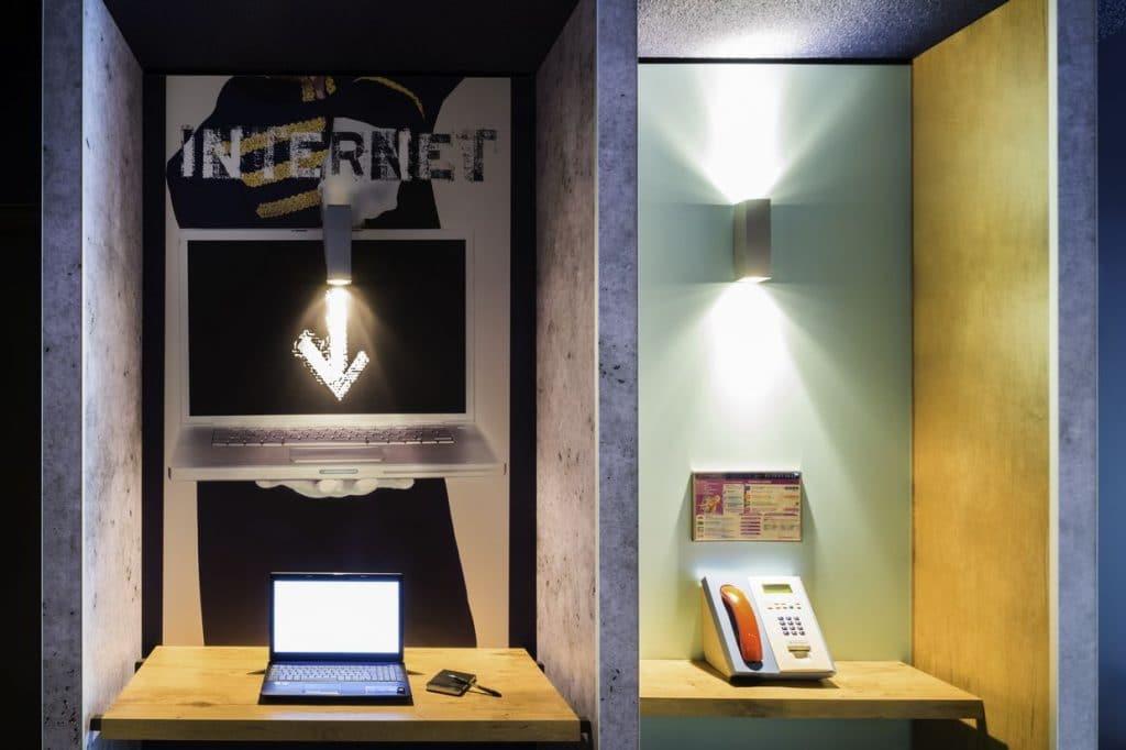 hotel ibis budget internet