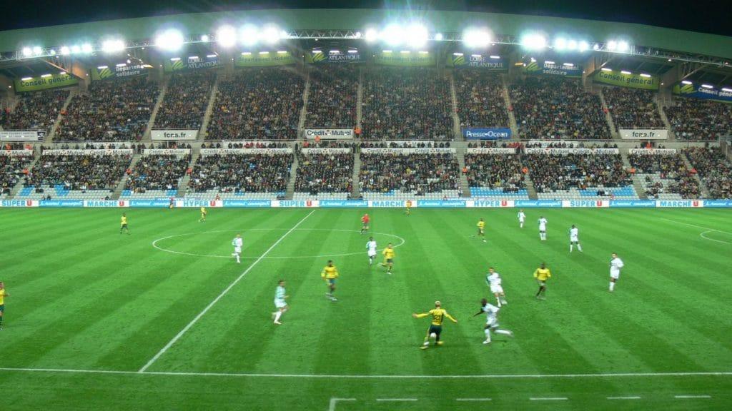 stade beaujoire nantes