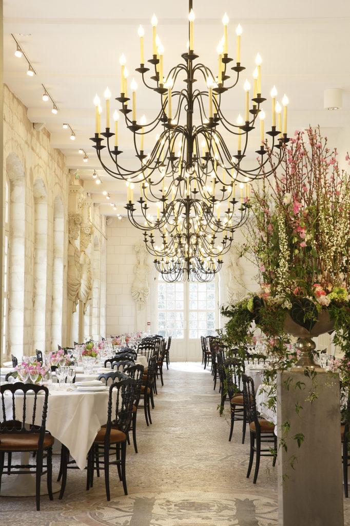 ©Dominique Couineau - L'orangerie, restaurant gastronomique
