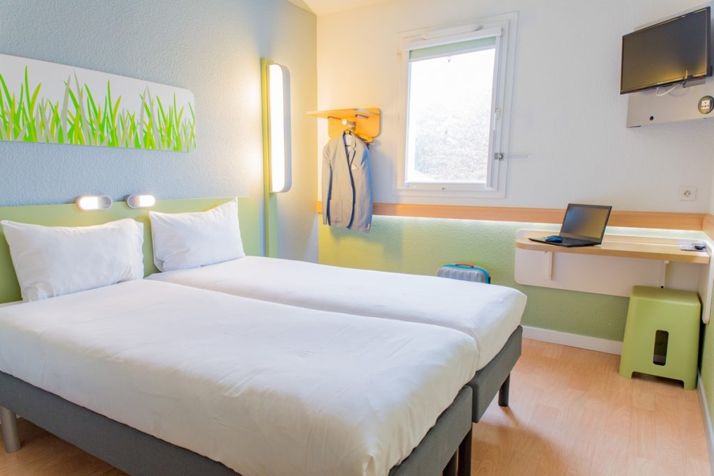 Hôtel Ibis Budget Nantes Nord – Saint-Herblain