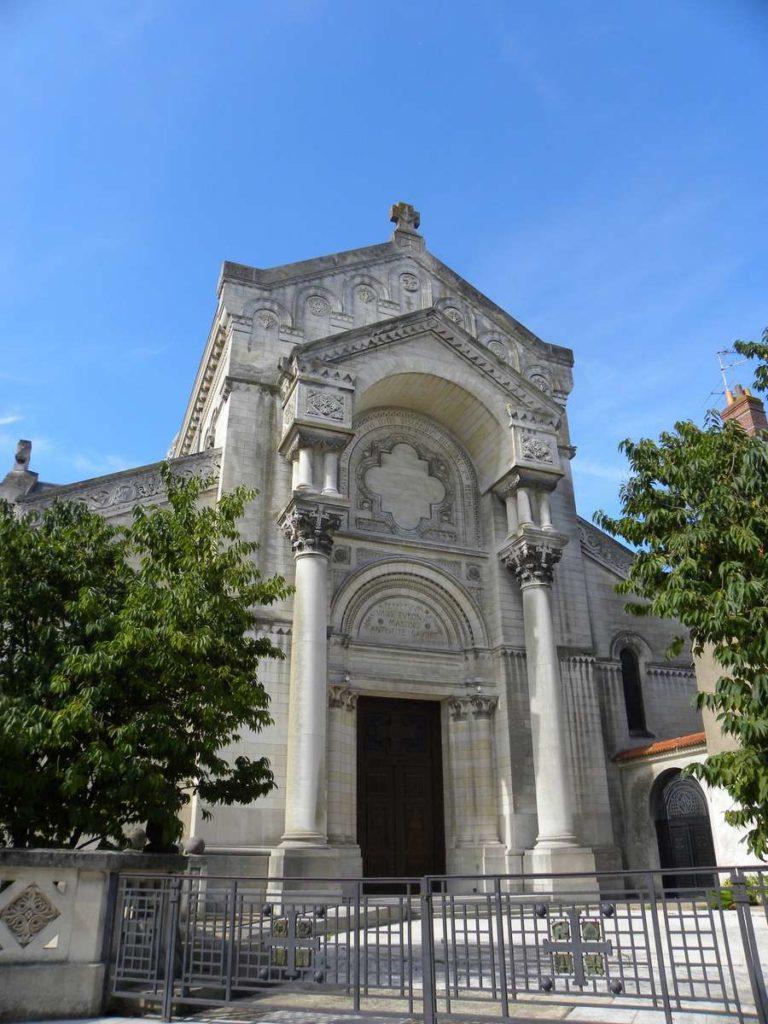 visiter basilique tours