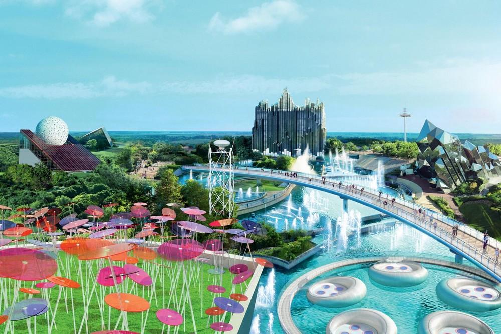 Les nouvelles attractions au Futuroscope de Poitiers