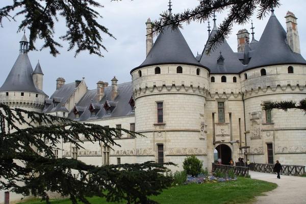chateau chaumont sur loire tours