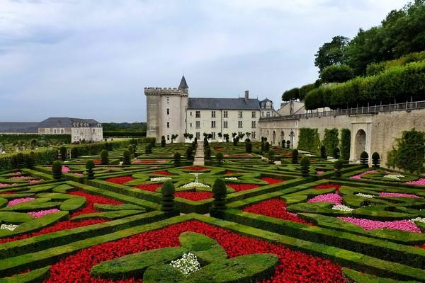 chateau de villandry tours