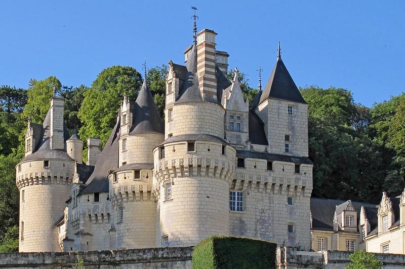 chateau dusse tours